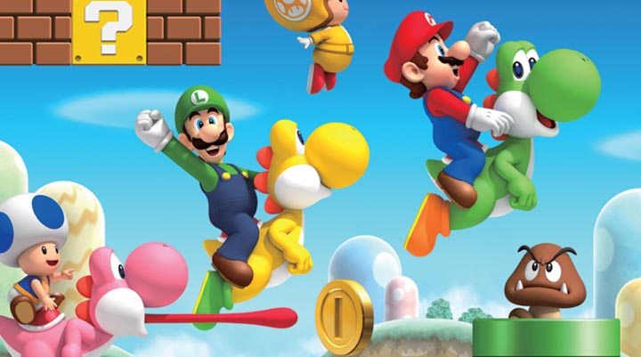 Looking forward to the New Super Mario Bros. U? | Ocarina Of Time Nerd