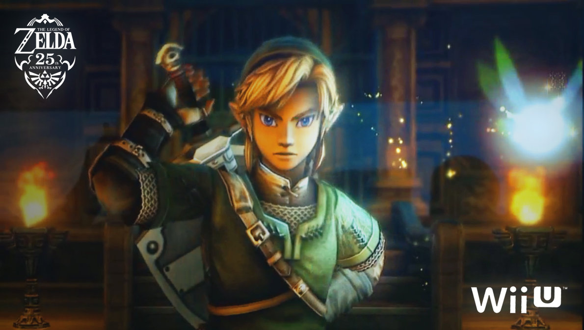 Legend of Zelda for the Wii U to Disappoint?   Ocarina Of