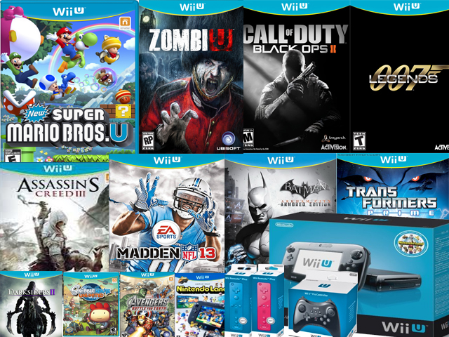 Wii U Games 2013 : Will xbox one and ps put the wii u to shame ocarina of
